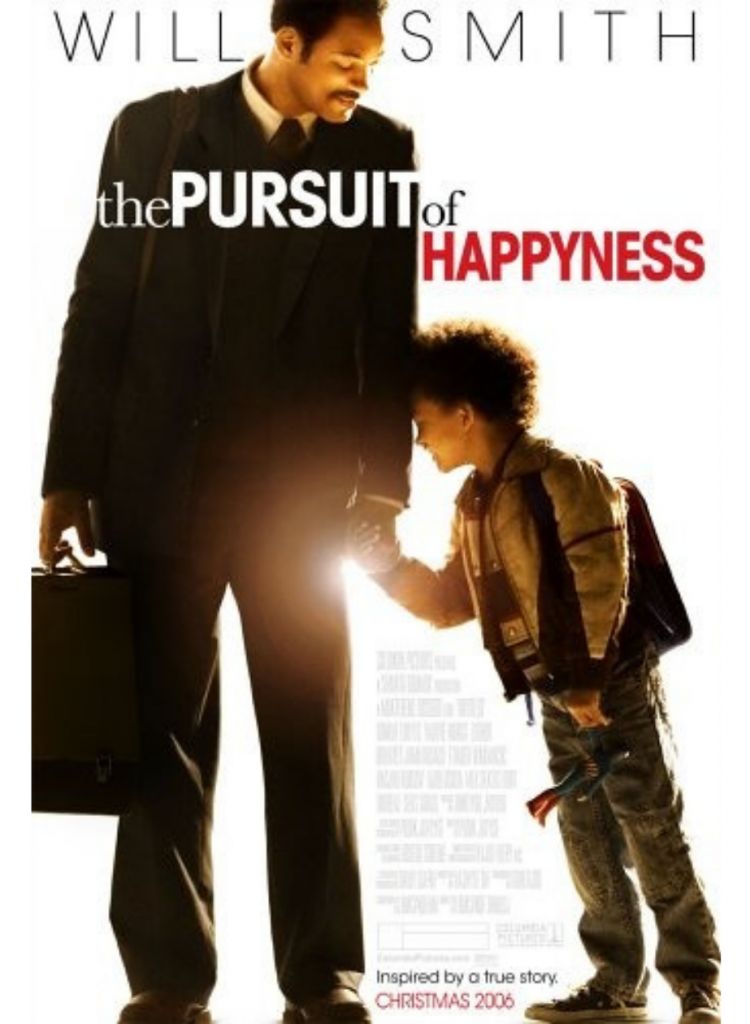 The Pursuit of Happiness Poster