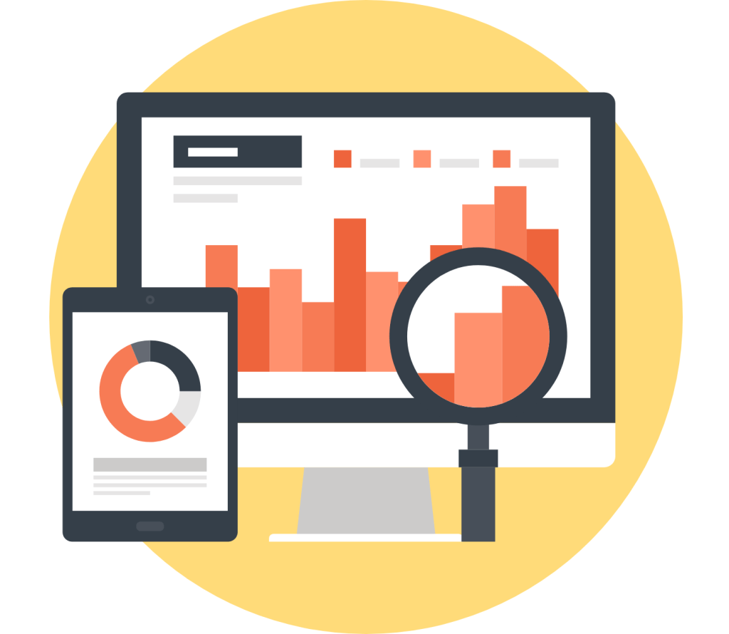 Sales reports and insights