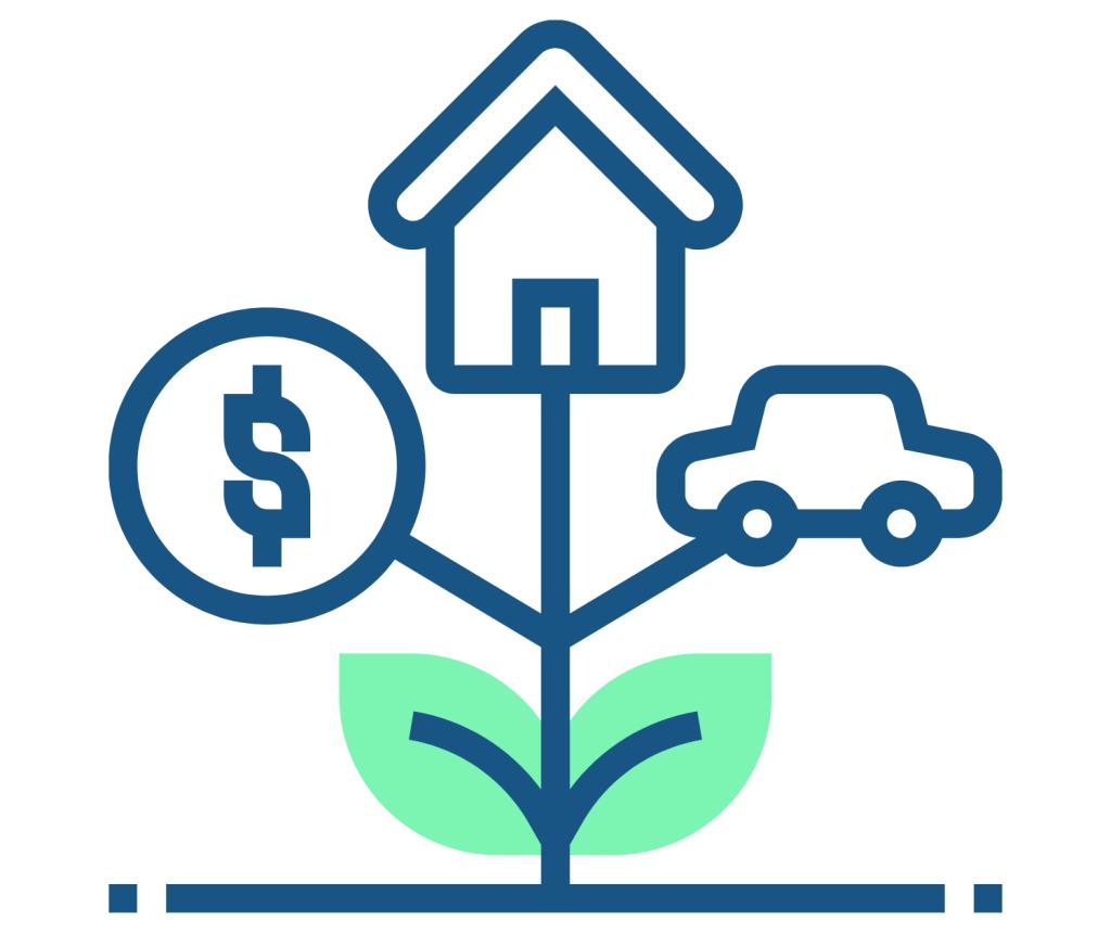 Asset plan icon