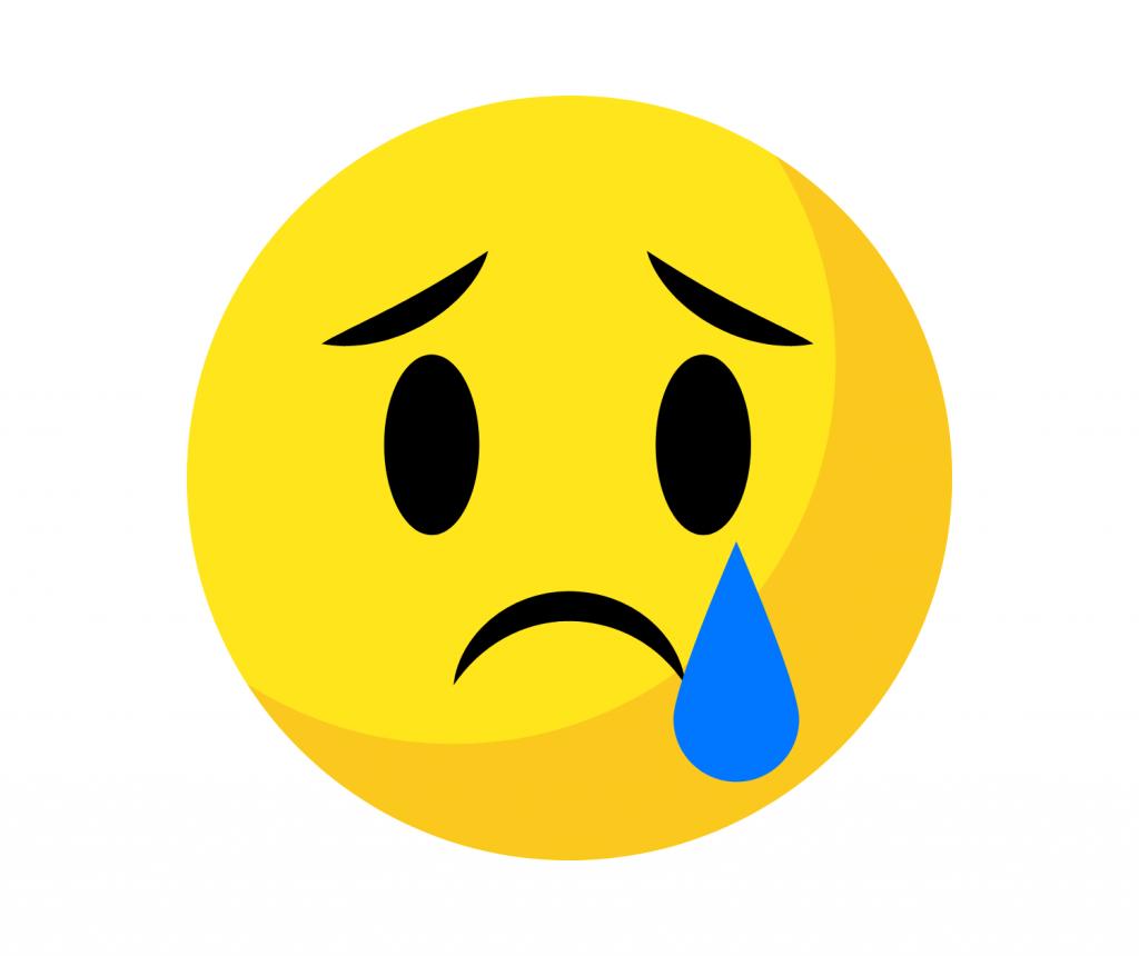 Anxiety emoji