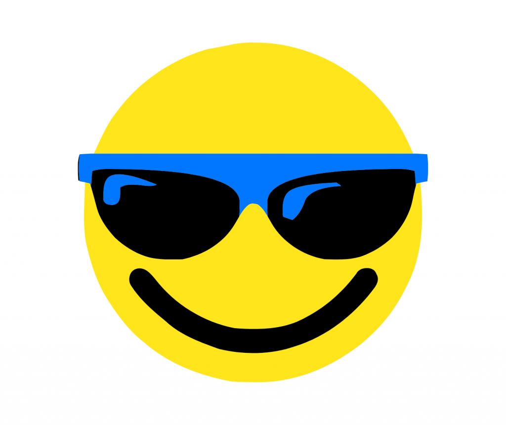 Cool emoji