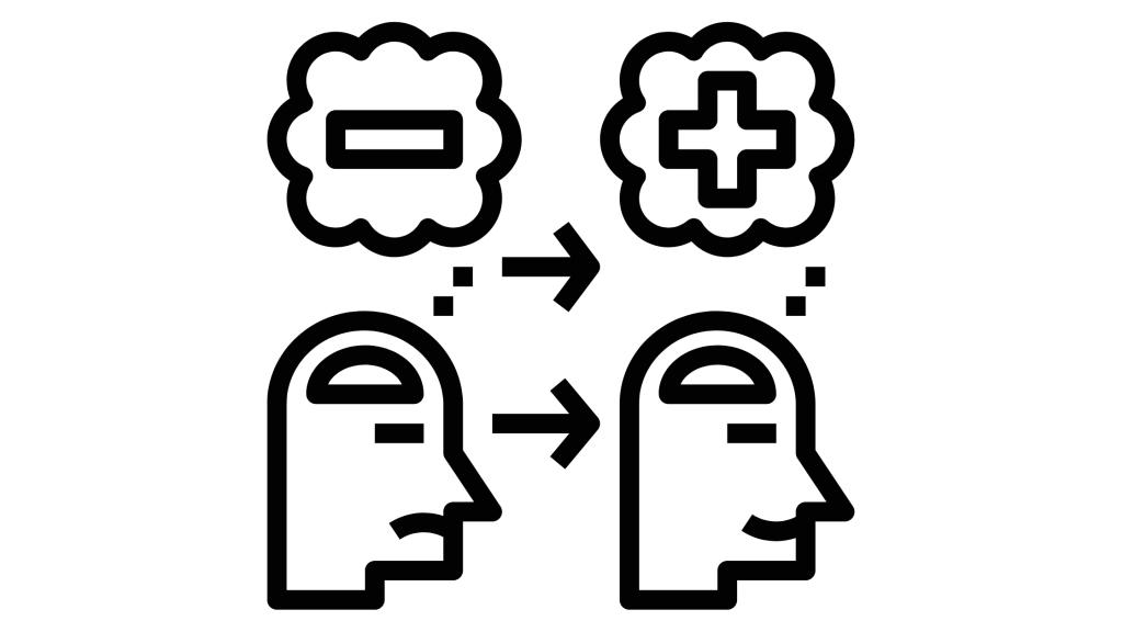 Agile mindsets changing icon