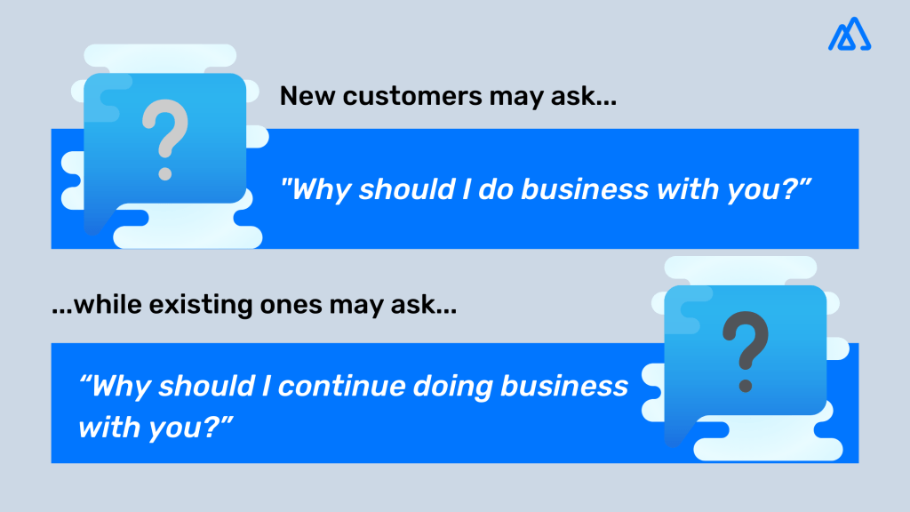 Questions customers ask